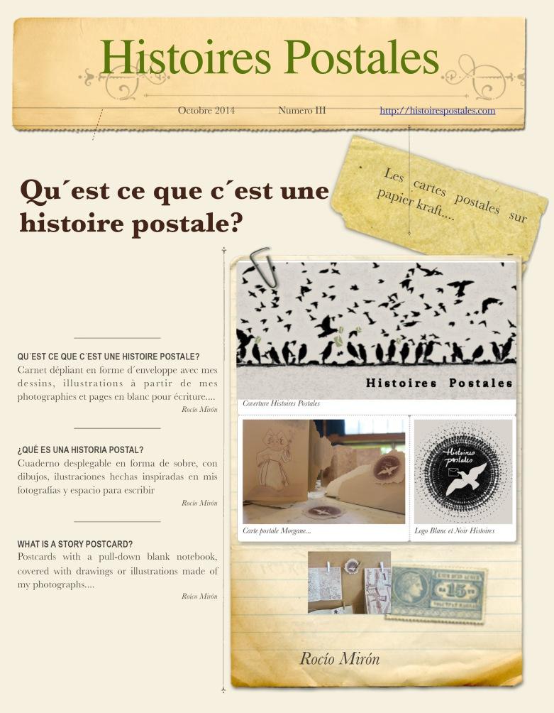 Histoires postales